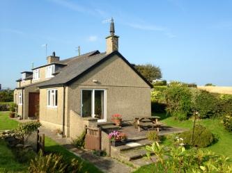 Maesoglan cottage
